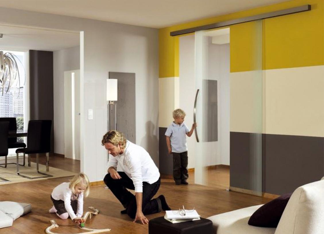 rahmenlose ganzglasduschen das eigene haus. Black Bedroom Furniture Sets. Home Design Ideas