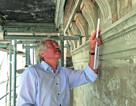 Der VPB unterstützt auch  Hausbesitzer bei der energetischen Sanierung ihrer Immobilien (Foto: VPB)
