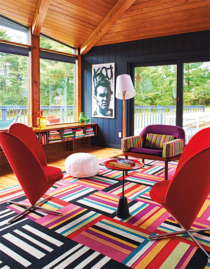 farbe ins leben bringen das eigene haus. Black Bedroom Furniture Sets. Home Design Ideas