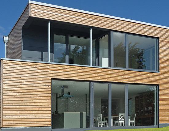 Holzbaupreis archive das eigene haus for Flachbau haus bauen