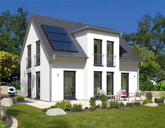 energieeffizient bauen das eigene haus. Black Bedroom Furniture Sets. Home Design Ideas