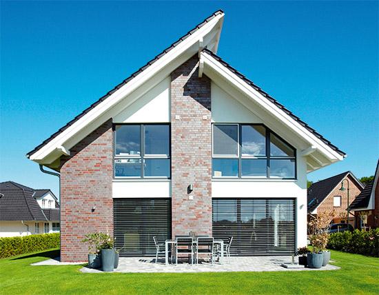 Jedes Eigenheim von NOAH Haus überzeugt durch seine Vielfalt, Individualität und Kreativität. (Foto: NOAH Haus)