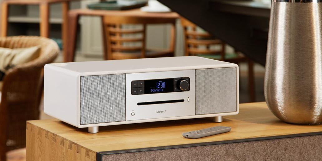 Lautsprecher-Box, Radio