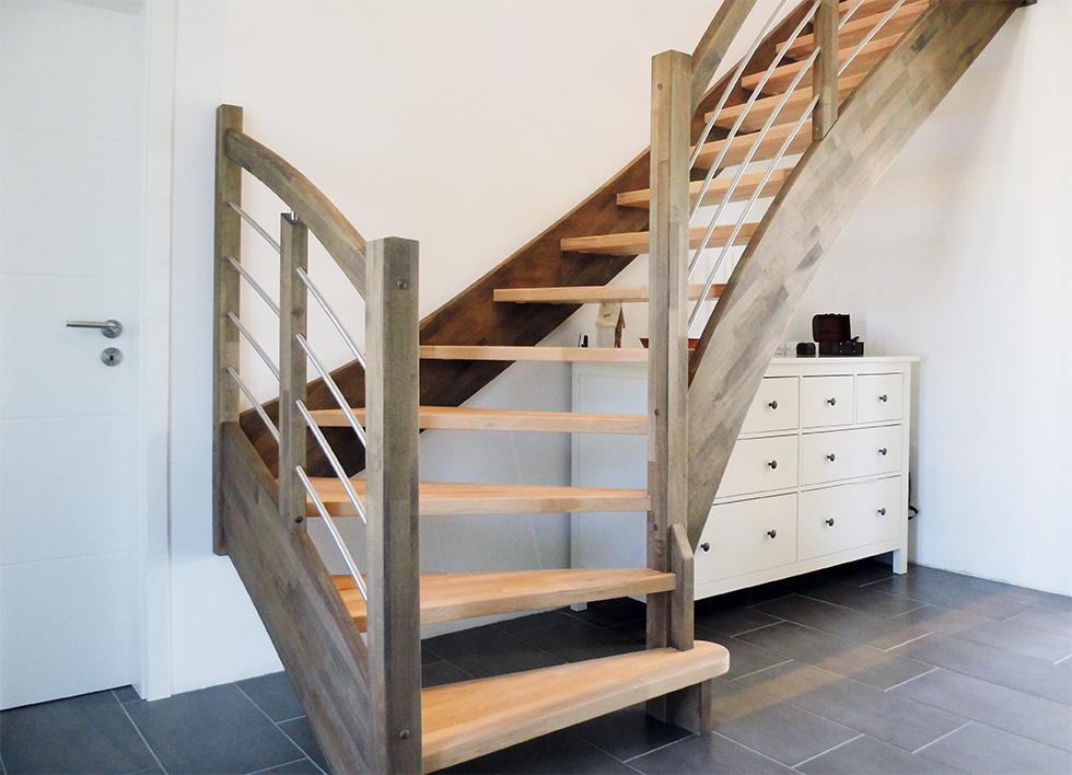 Offene Treppen offene treppen sind ein hingucker das eigene haus