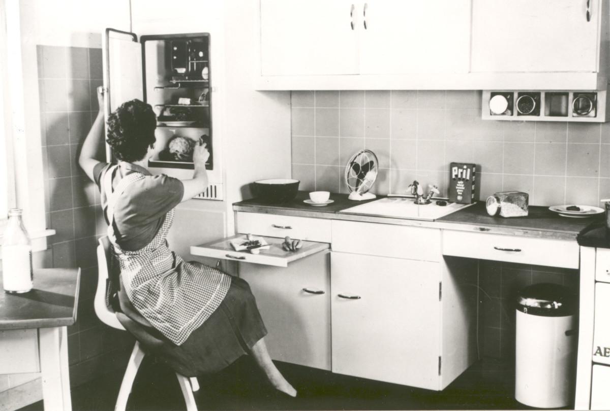 Küche Aus Den 30er-Jahren