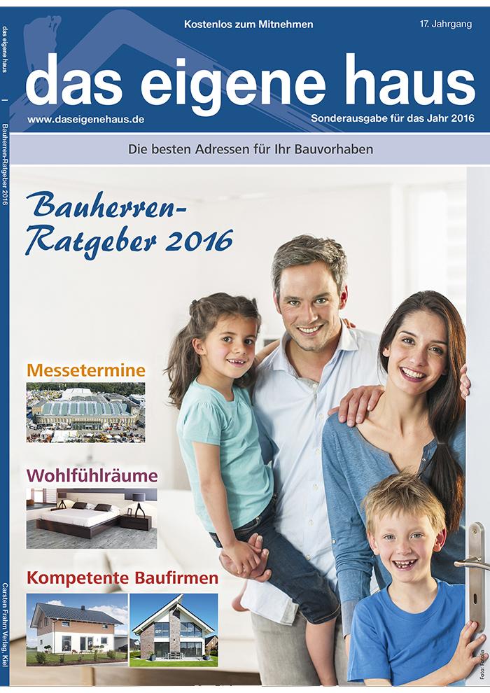 Bauherren-Ratgeber 2016