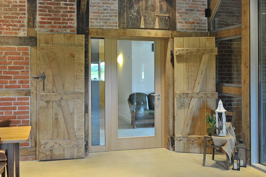 Tür In Ausstellung