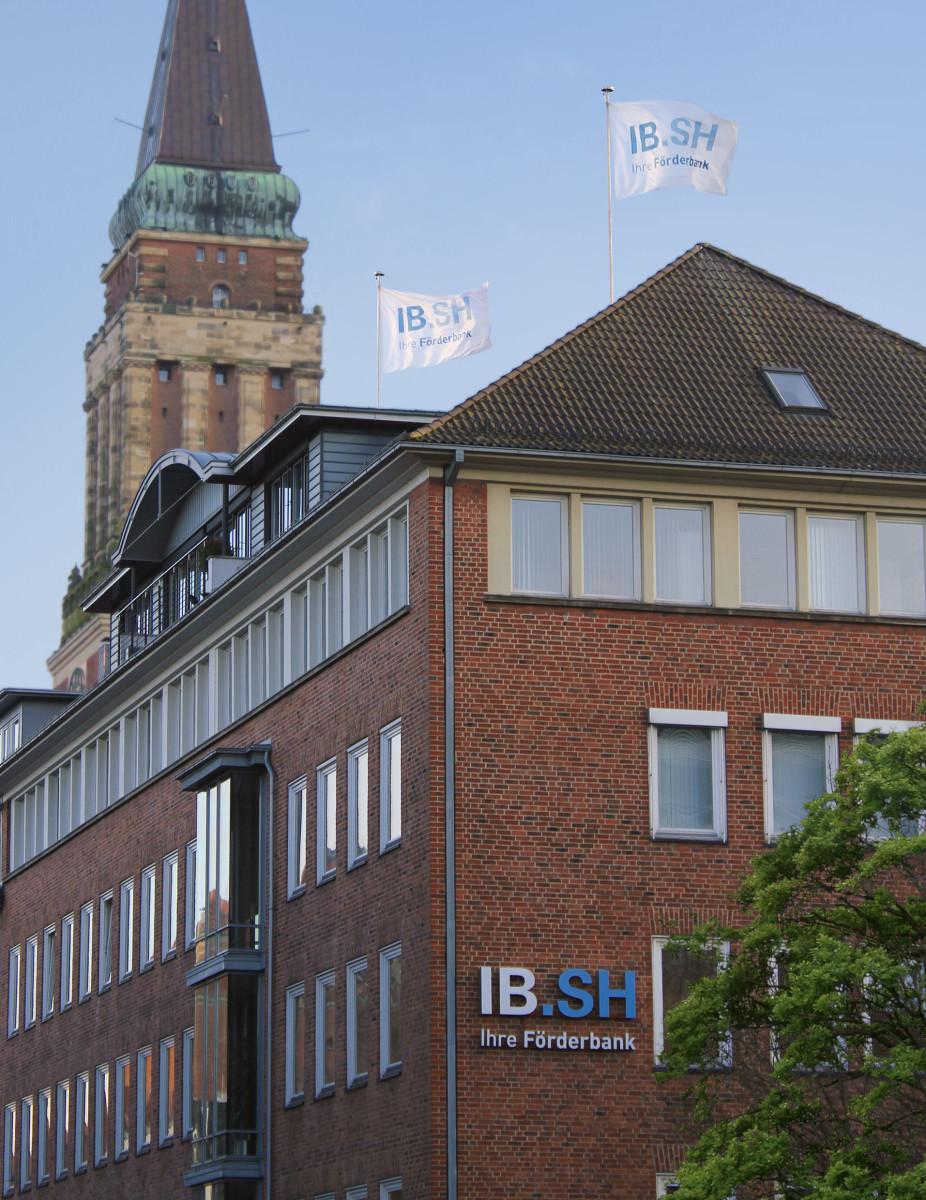 Gebäude IB.SH