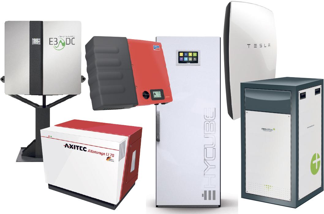 Photovoltaik Mit Solarstromspeicher