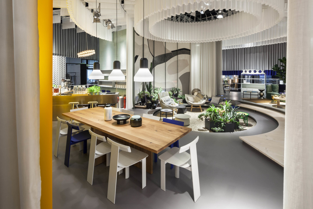 Imm Cologne 2016 Offener Wohnbereich