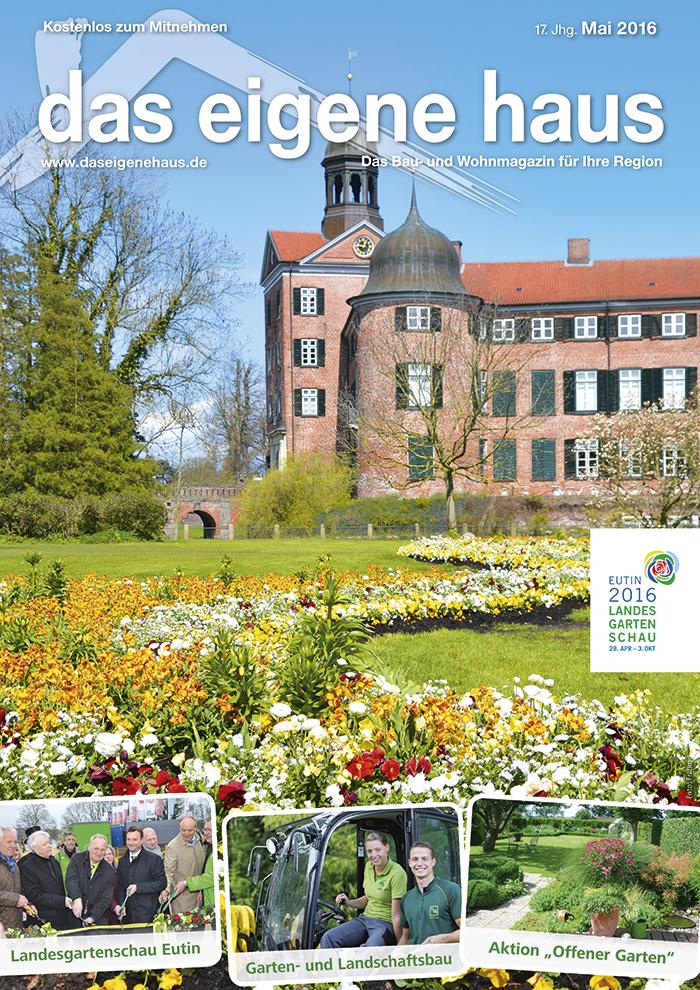 Cover Mai-Ausgabe