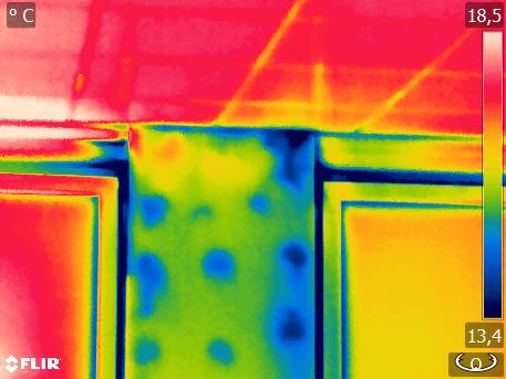 Luftdichte Gebäudehüllen