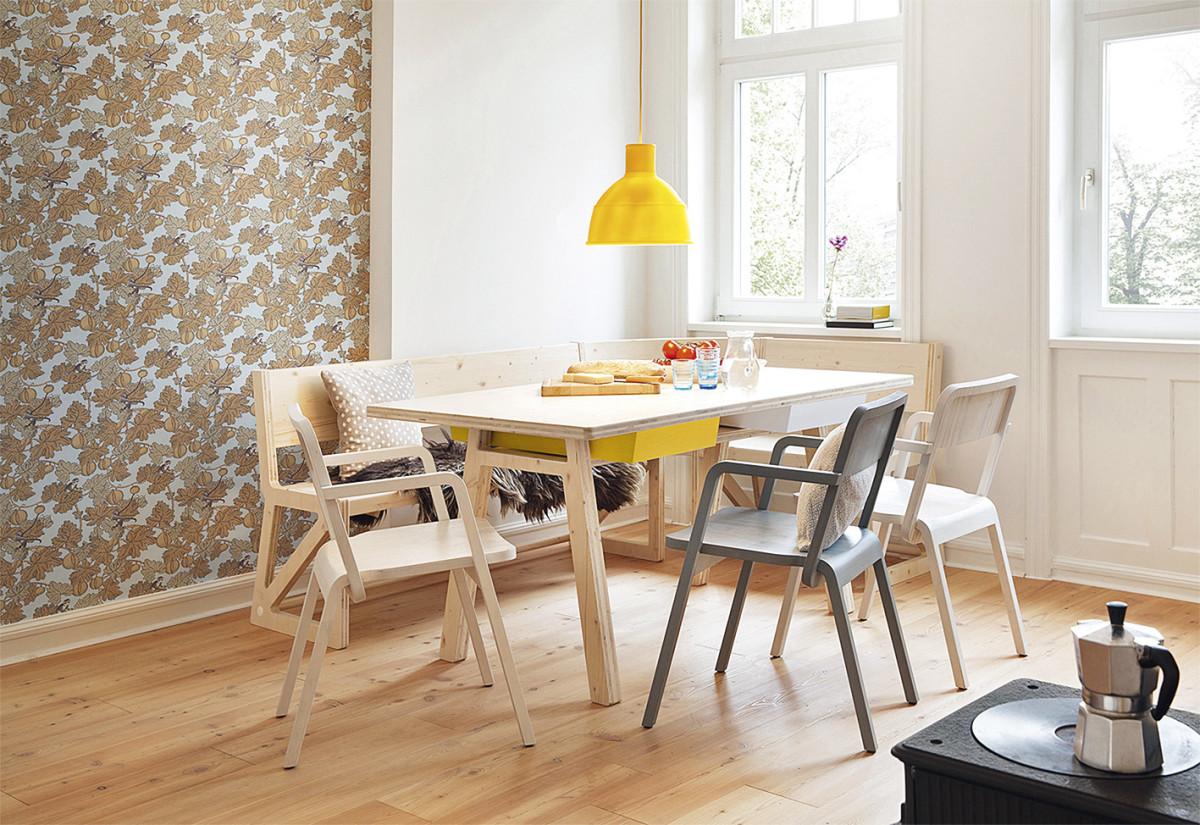 gute gr nde f r holz im innenraum das eigene haus. Black Bedroom Furniture Sets. Home Design Ideas