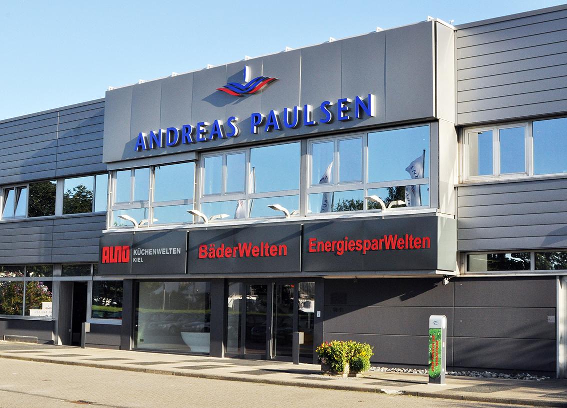 Firma Andreas Paulsen Frontansicht