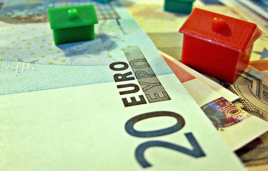 Geld Für Eine Hypothek