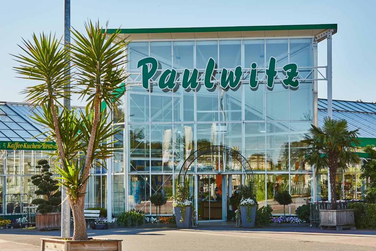 Paulwitz Pflanzenhof Frontansicht
