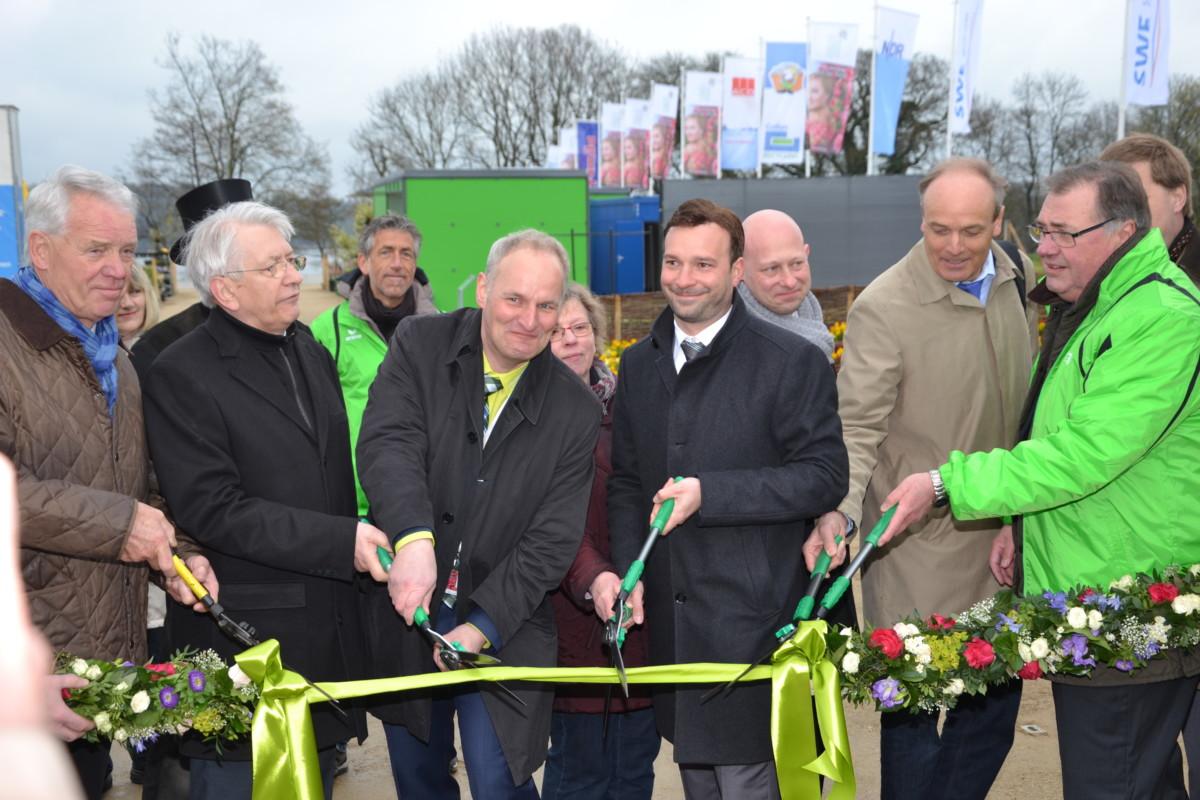 Eröffnung Der Landesgartenschau In Eutin