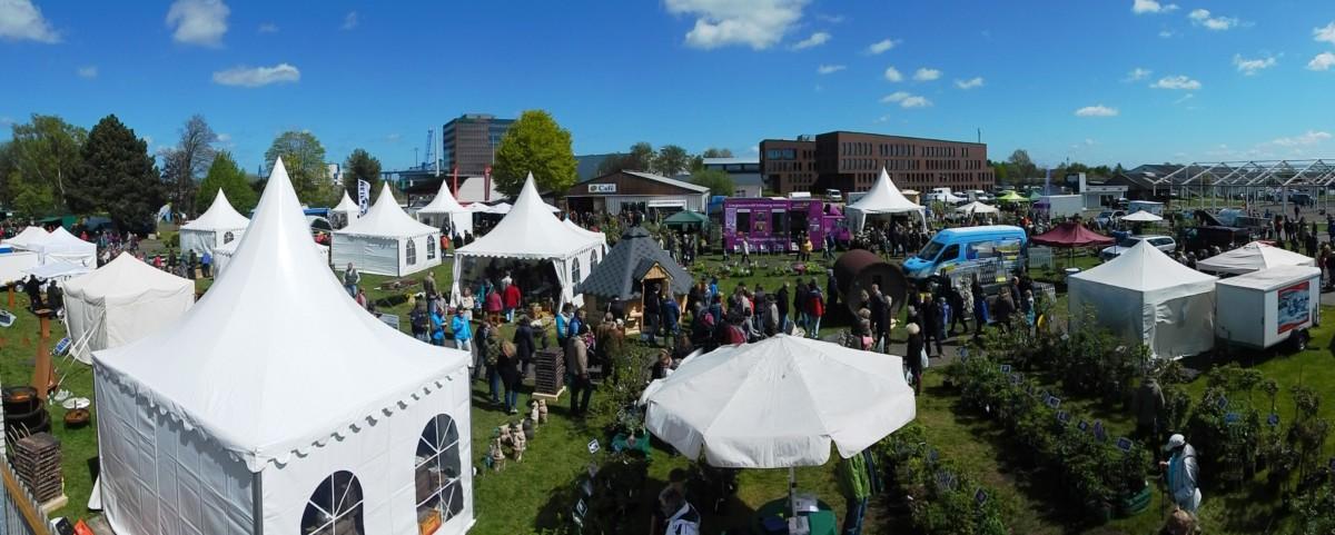 Flora Gartenmesse In Rendsburg