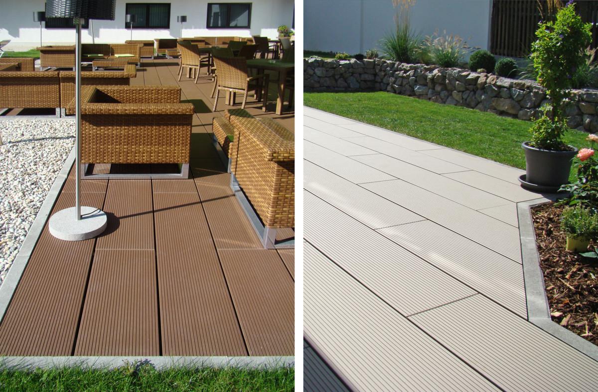 Eklusive terrassengestaltung das eigene haus for Terrassengestaltung holz