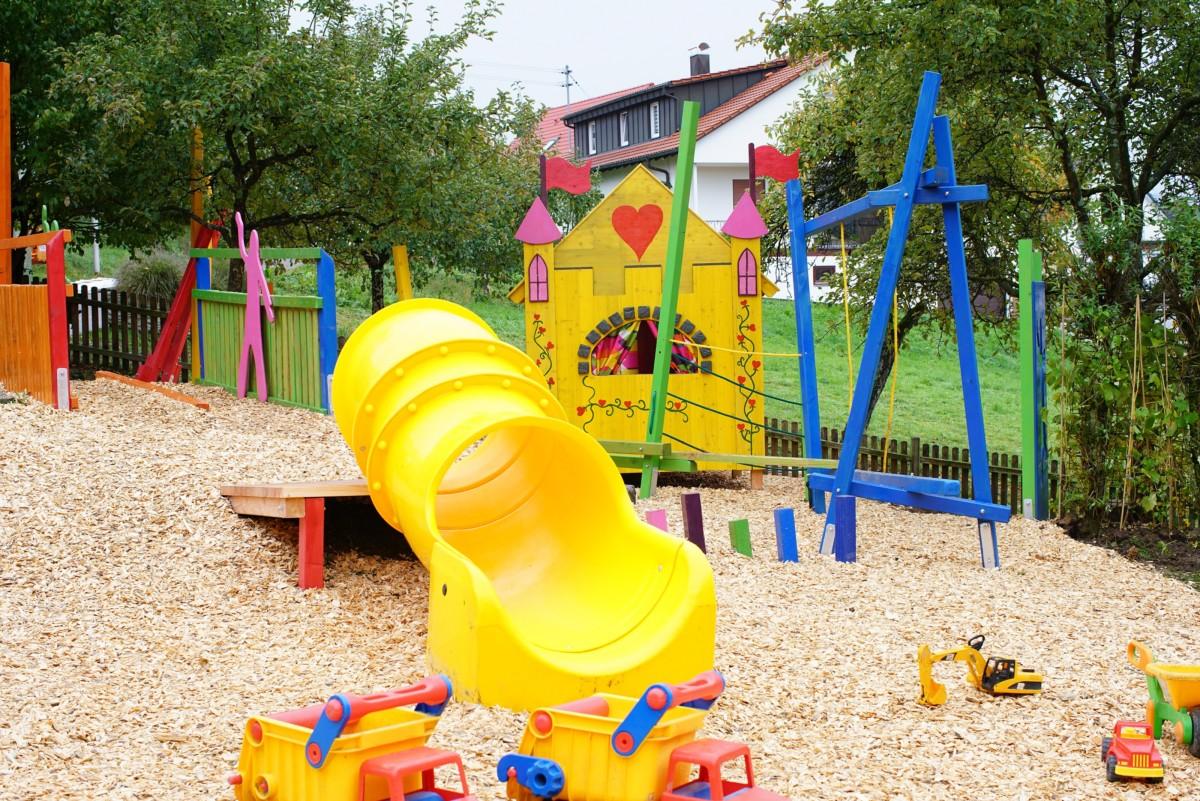 Spielplatz Neu KITA