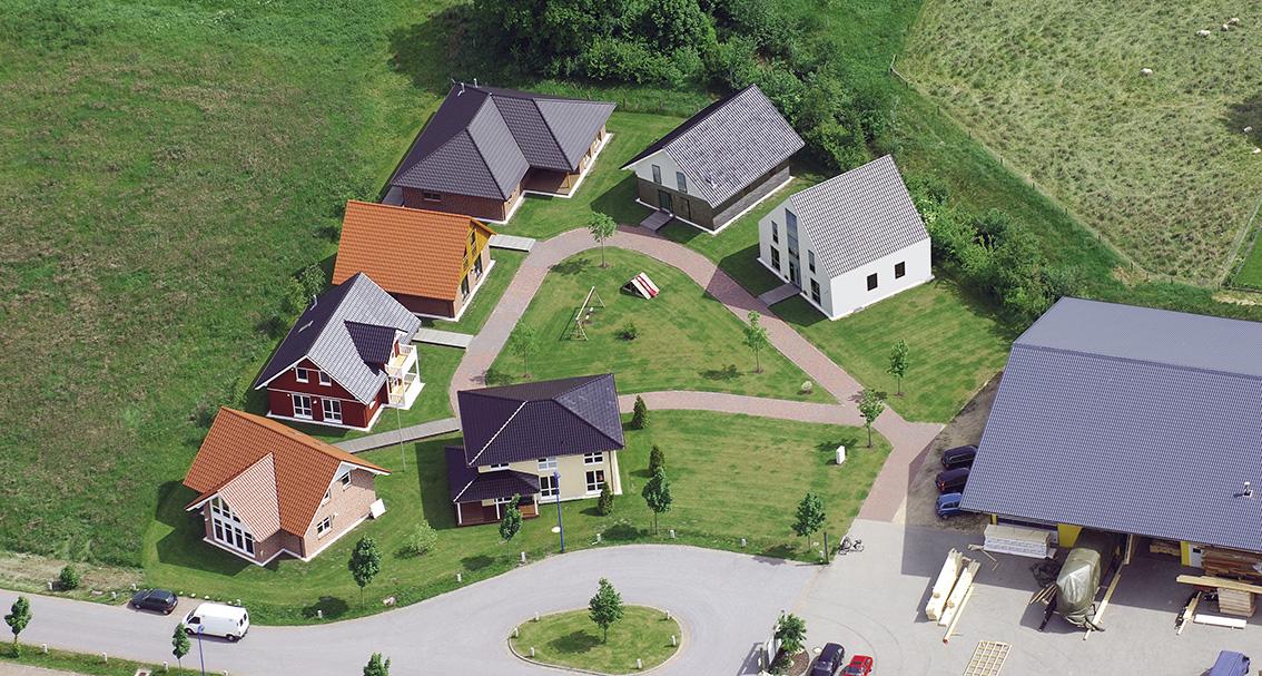 Musterhauspark Von NOAH