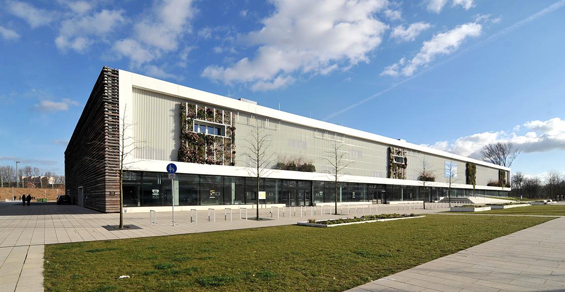 Neues Messegebäude