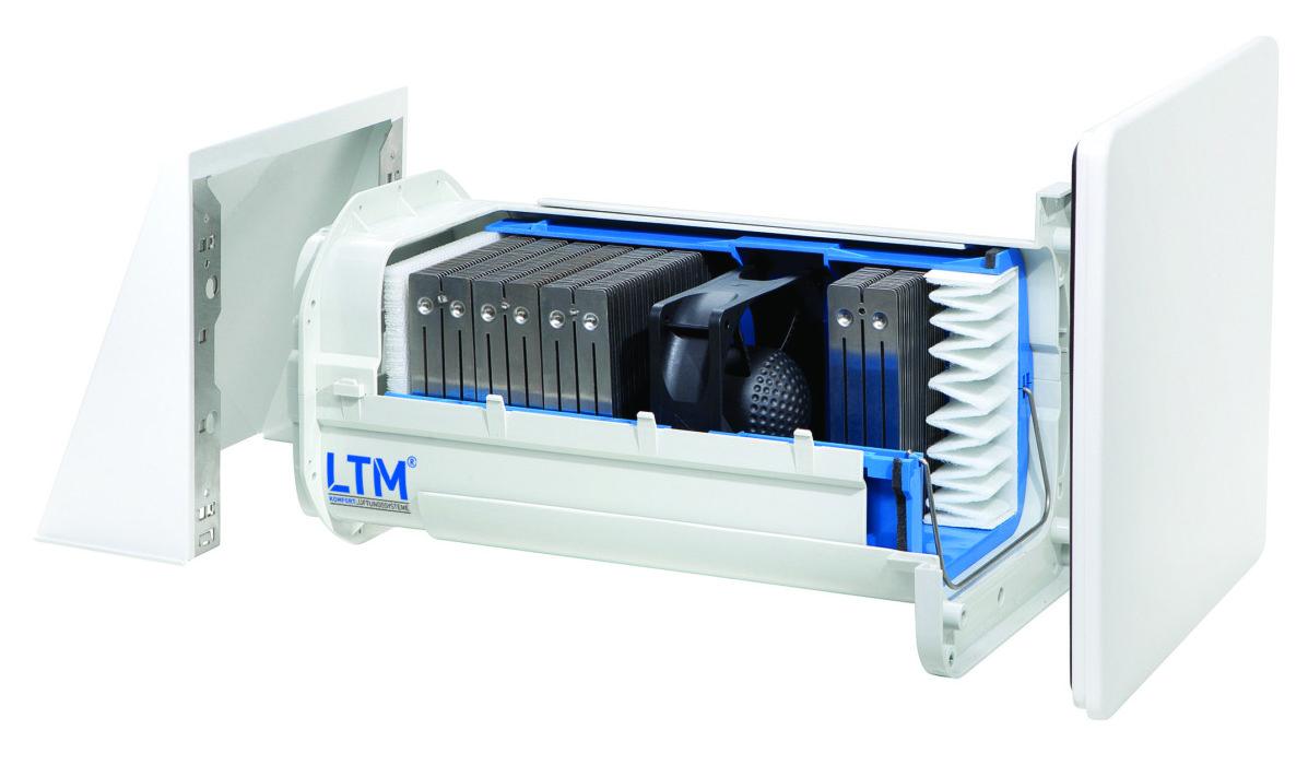 Lüftungslösung Von LTM