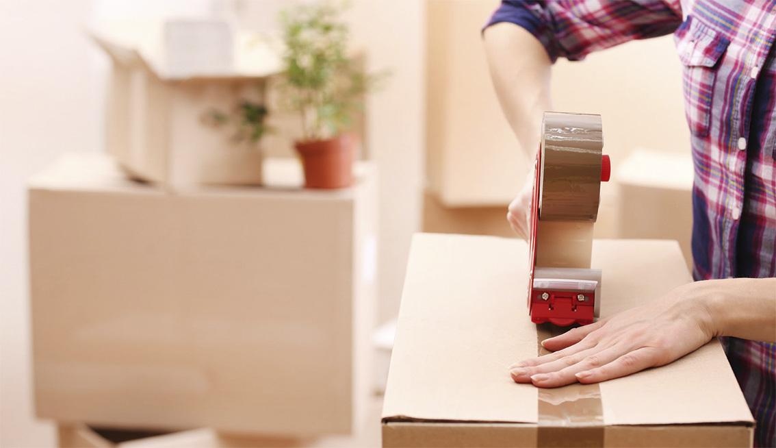 Ein Wohnungswechsel Ohne Stress