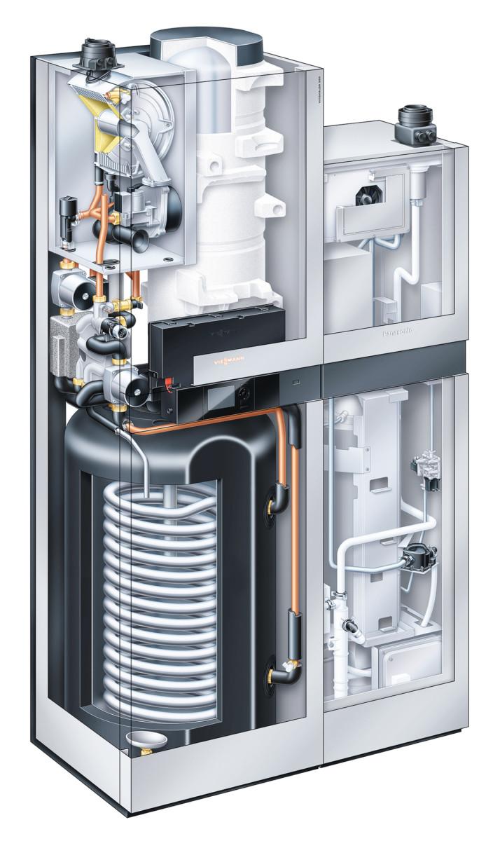 Brennstoffzellen-Heizung