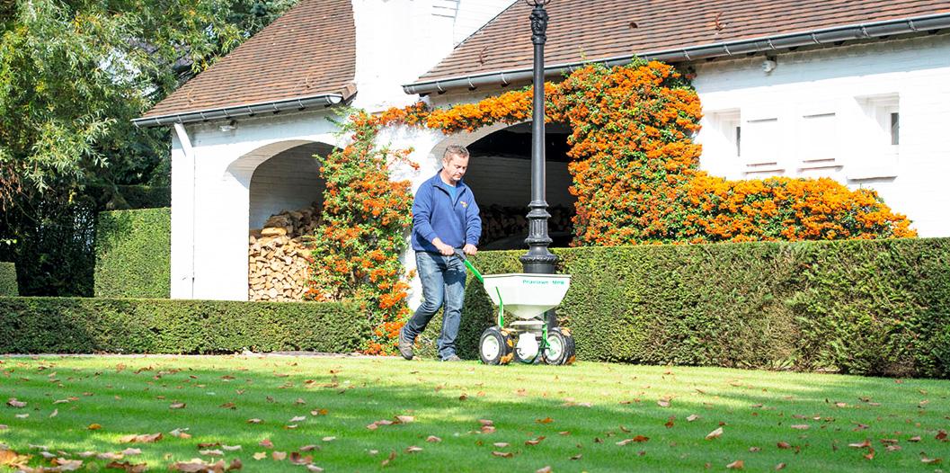 Neue Rasenflächen Anlegen