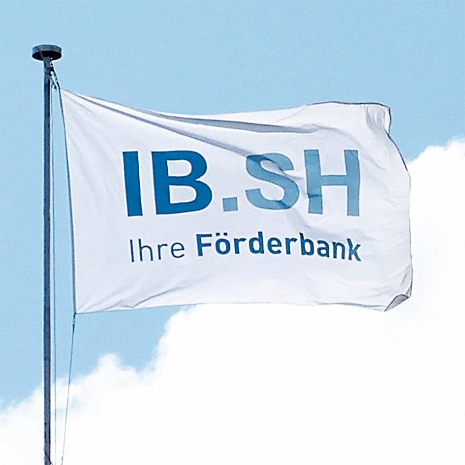 IB.SH Flagge