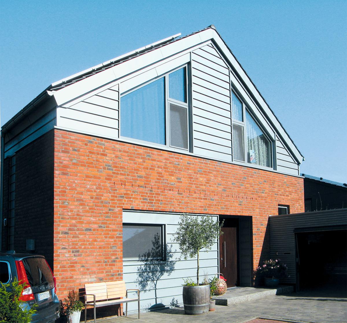 Frei Gestaltete Fassadenlösungen