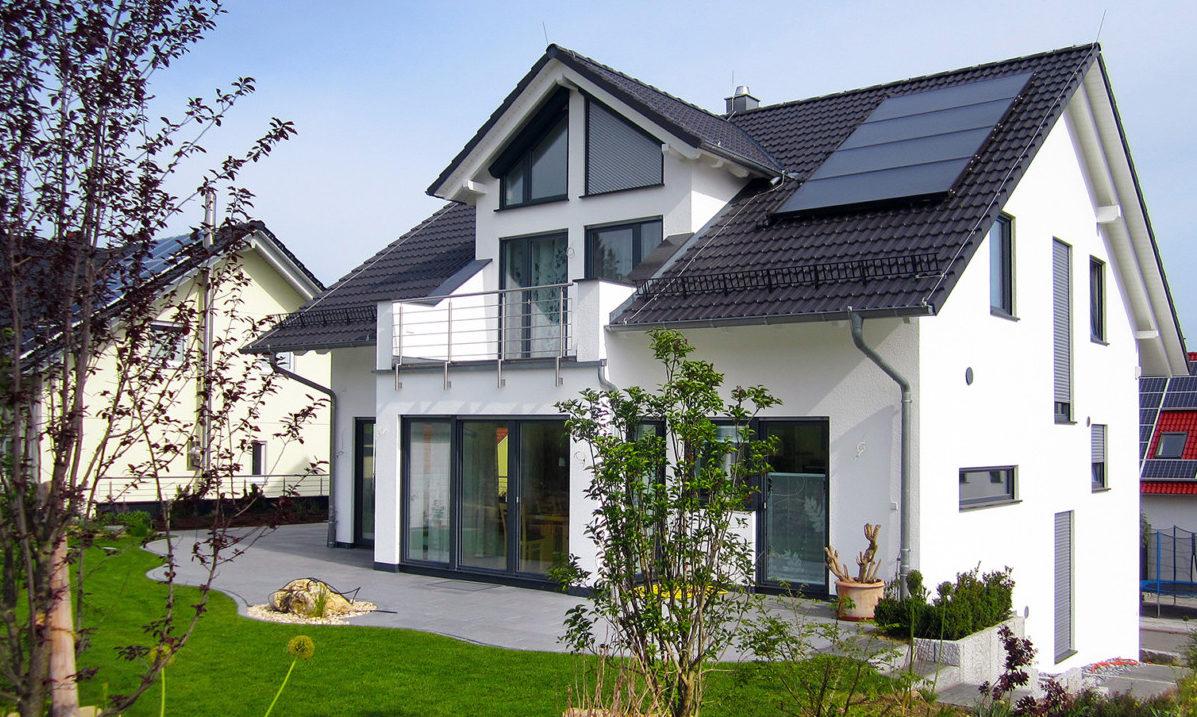 Energieeffiziente Häuser Im Praxistest