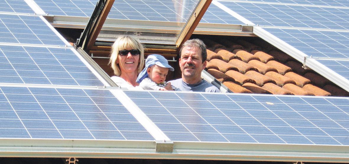 EEG-Gesetz Stärkt Solarenergie