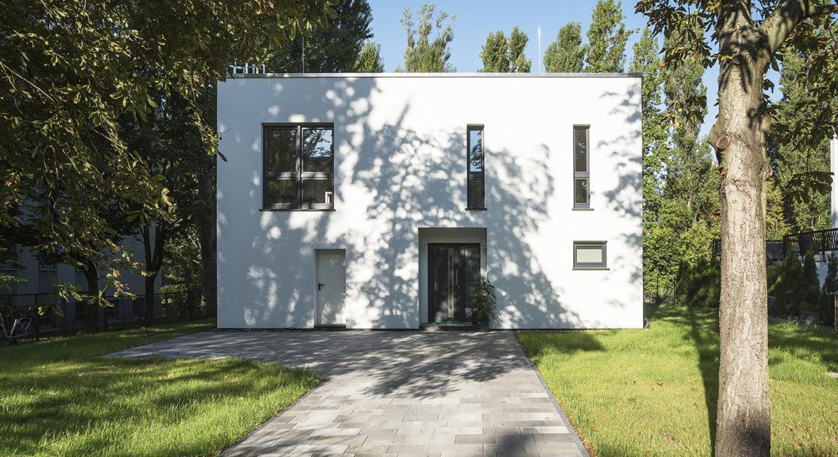 Moderner Baustil Mit Komfort