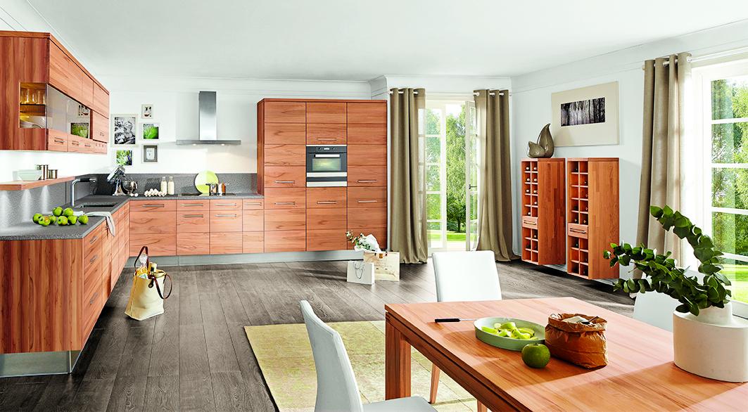 Der Natürlich Schönste Küchenraum