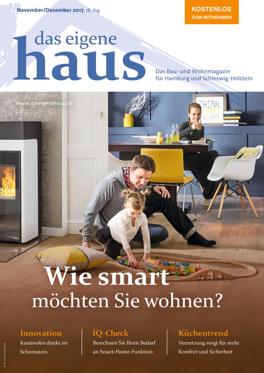 November Ausgabe 2017 - Das eigene Haus