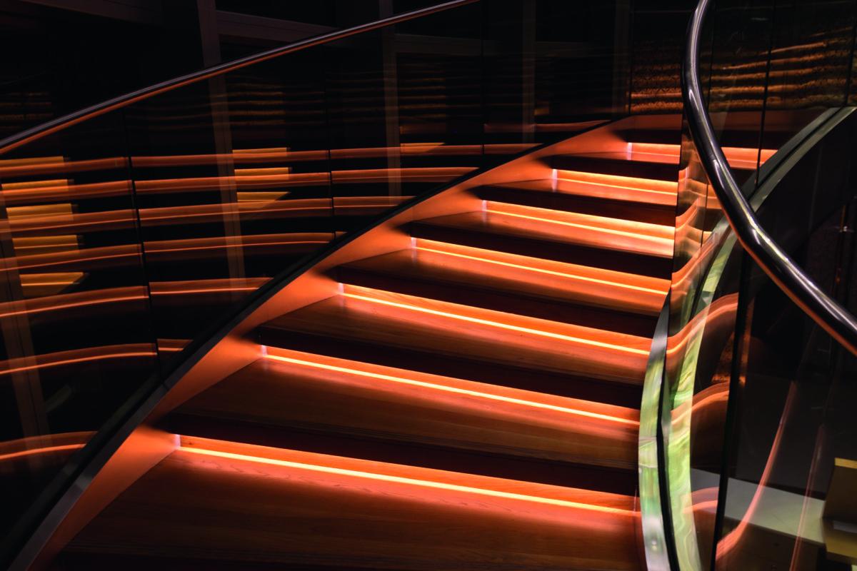 Faszinierend Treppen Im Haus Ideen Von Jede Treppe Ist Ein Unikat