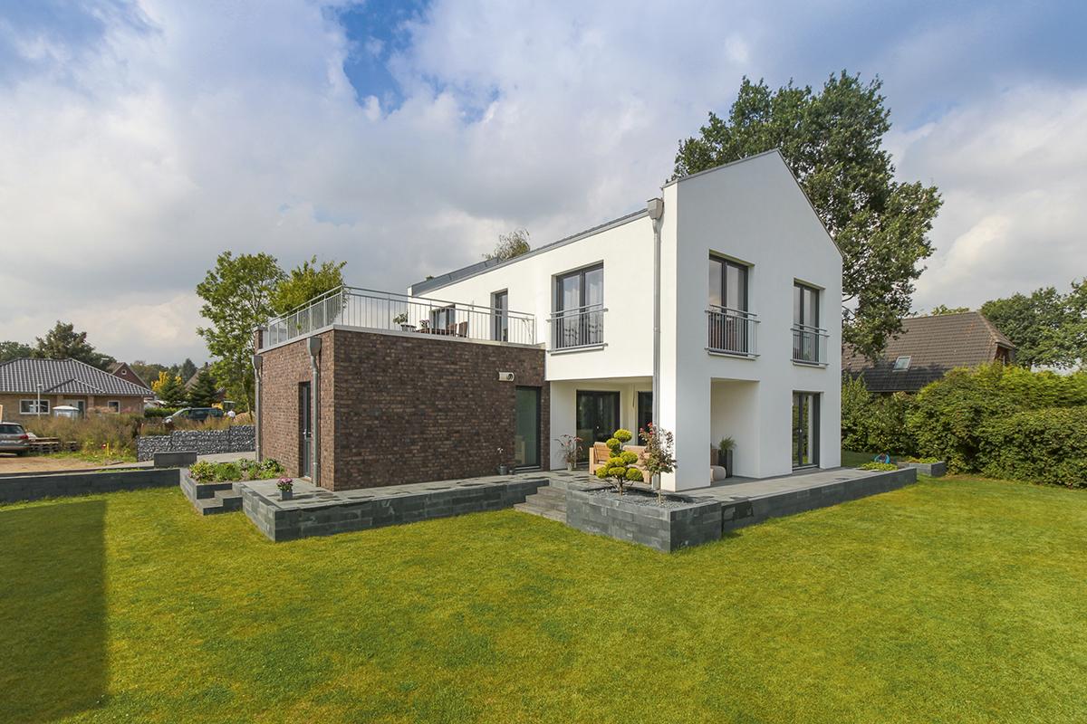 Modern und gemütlich zugleich - Das eigene Haus