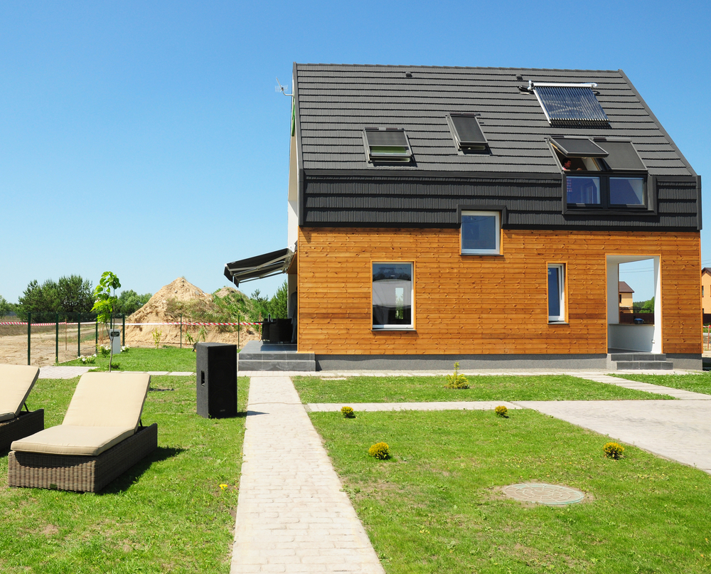 energieeffizient bauen ja aber wie das eigene haus. Black Bedroom Furniture Sets. Home Design Ideas