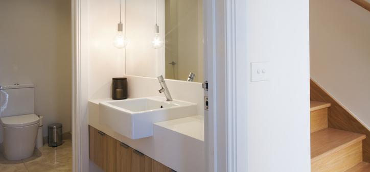neubau elektrik im badezimmer und im g ste wc sorgf ltig planen das eigene haus. Black Bedroom Furniture Sets. Home Design Ideas