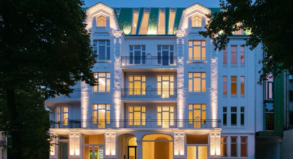 Das Wohl Smarteste Wohnhaus Deutschlands