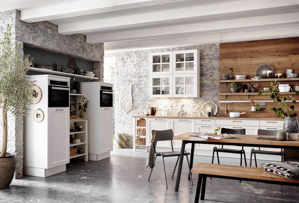 Küchentrends zum Anfassen - Das eigene Haus