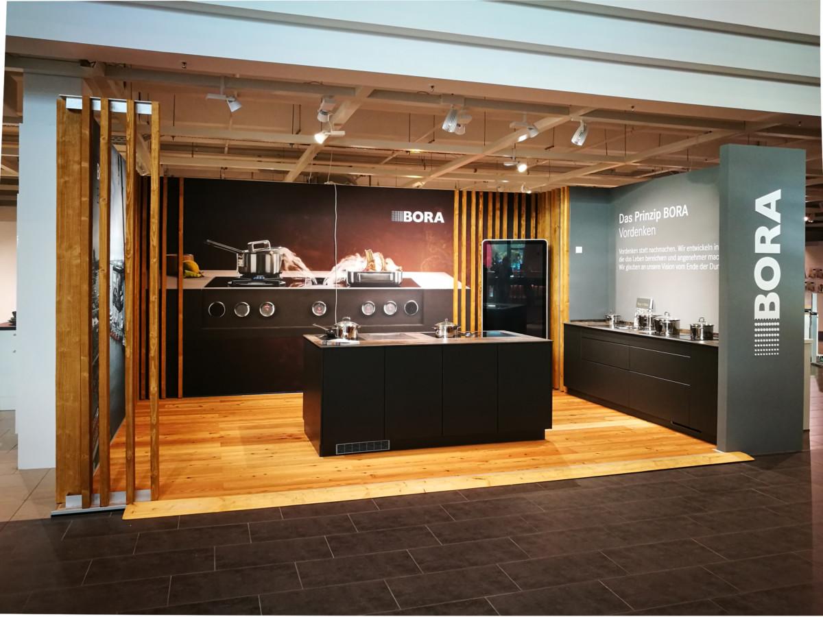 Küchen Brügge eröffnet innovatives BORA-Studio - Das eigene Haus