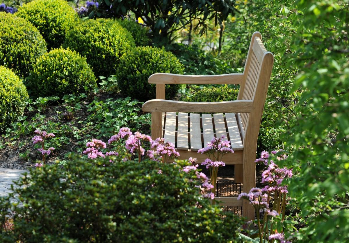 Gärten Der Erholung Und Entspannung