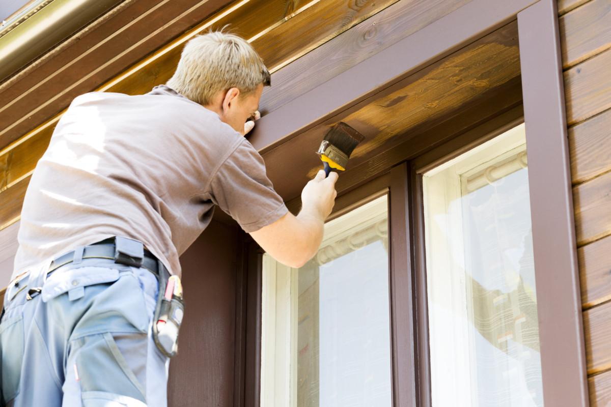 Relativ Fenster streichen – 3 Tipps vom Profi - Das eigene Haus XV37
