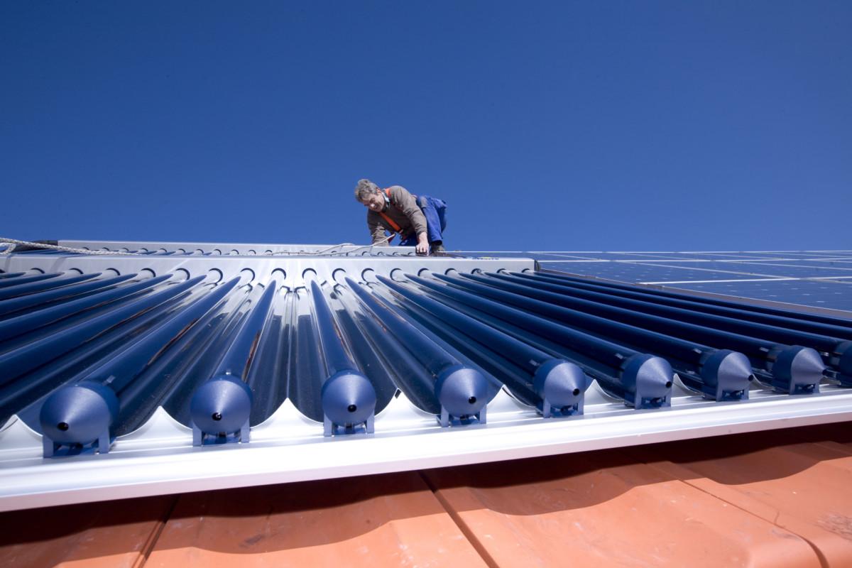 Was Sie über Solarthermie Wissen Müssen