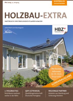 Mai Ausgabe 2019 Holzbau