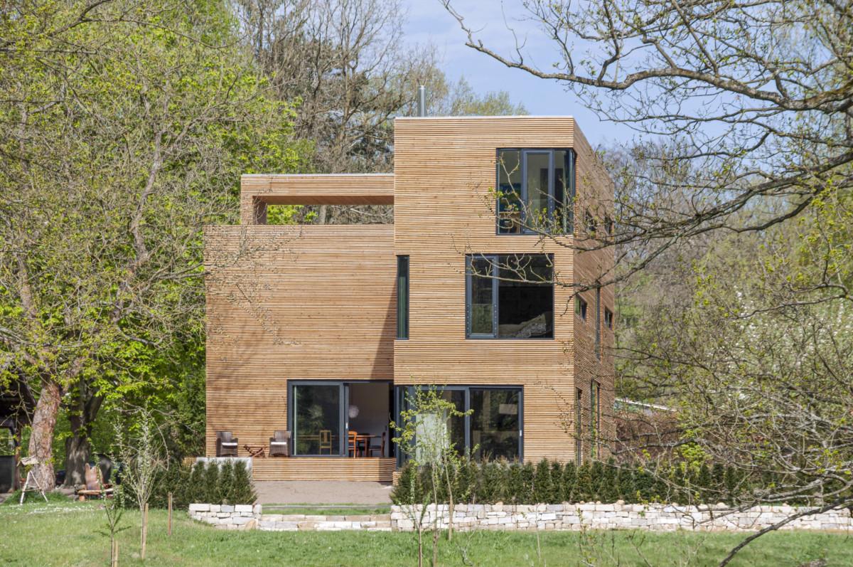 Vorbildliche Holzbauten