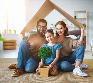 Zum eigenen Heim mit schmalem Einkommen